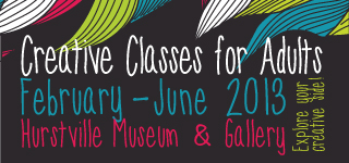 Adult Creative Workshops