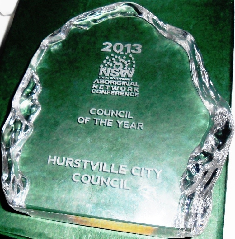Council of the Year Award 2013