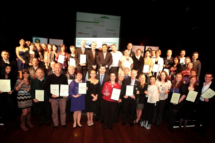 Hurstville Excellence in Business Awards 2013